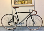 Singlespeed black