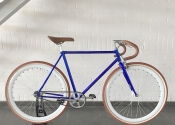 Singlespeed blue